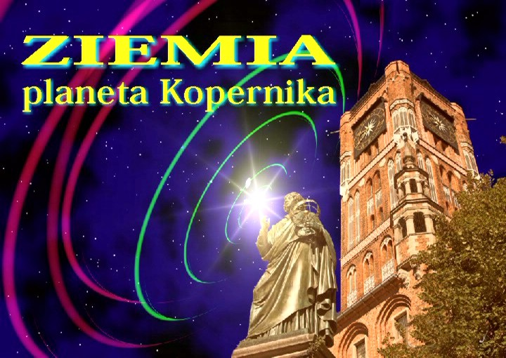 Ziemia Planeta Kopernika Centrum Popularyzacji Kosmosu